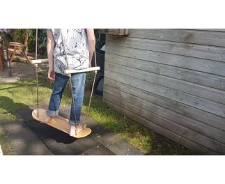 Legler Skateboard schommel