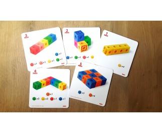 nowa Voorbeeldkaarten multicubes