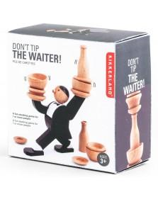 kikkerland Don't tip the waiter
