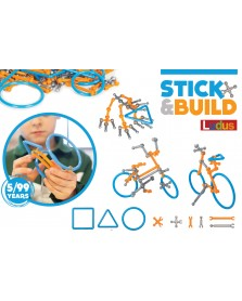 ludus Stick & build 180 stuks