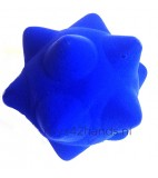 Rubbabu Blauwe stekelbal