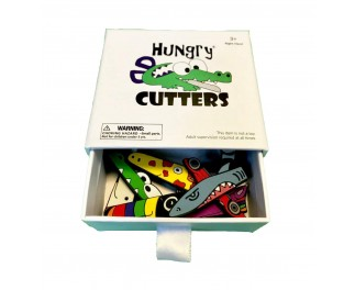 Hungry Cutters Hungry cutters 10 stuks