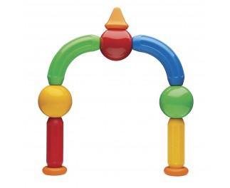 Magformers Stick-o scholenbox 88 stuks