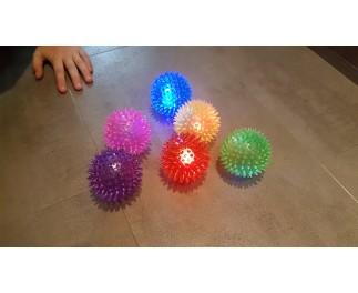 JToys Zachte massagebal licht 8cm