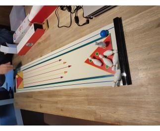 kikkerland Tafel bowling