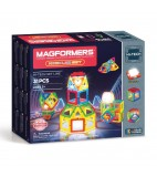 Magformers Magformers Neon LED 31 Stück