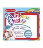 Melissa en Doug Rainbow Cord & Picture Pattern Maker