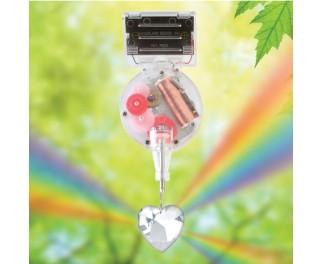 kikkerland Rainbowmaker - kristal
