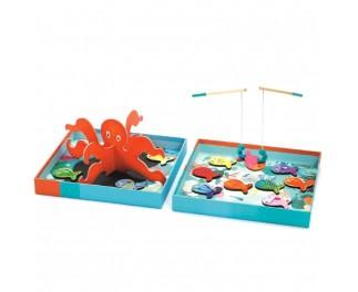 Octopus hengelspel op=op