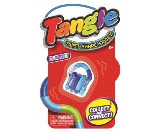 Tangle Tangle blauw-blauw-transparent
