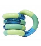 Tangle Tangle blauw-groen