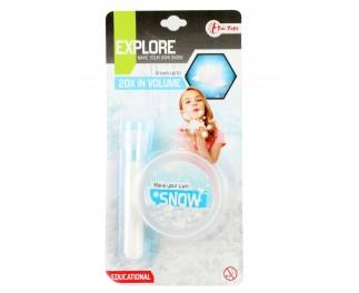 Explore sneeuw maken