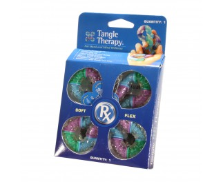 Tangle Therapytangle large blauw-paars