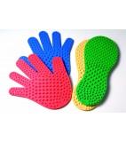 weplay Handen en voeten, 12 matjes