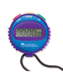 Learning Resources Eenvoudige stopwatch