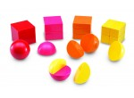 Learning Resources Magnetische 3d breuken op-op