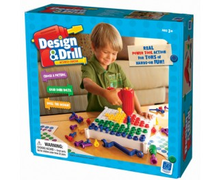 Learning Resources Design en Drill, boormachine