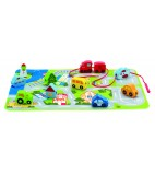 hape Busy city Play set rijgen