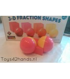 Learning Resources Magnetische 3d breuken op-op