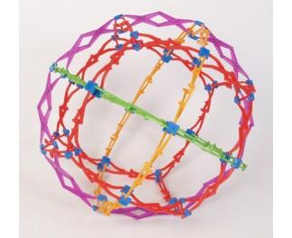 Hoberman sphere rings mini