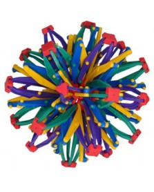 Hoberman sphere rainbow mini
