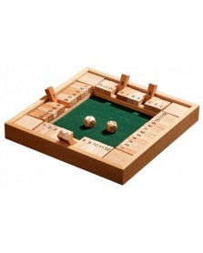 shut the box 4 spelers