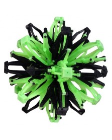 Hoberman sphere firefly glow mini