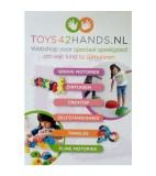 Toys42hands Flyer 5 Stück