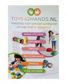 Toys42hands flyer 5stuks
