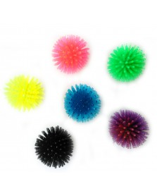 Mini massageballetjes 6 stuks