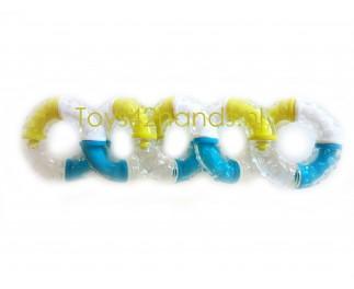 Tangle Therapy medium  imagine geel