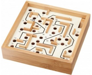 Doolhof - Mini labyrint