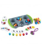 Learning Resources Mini-Muffin-Sortierset