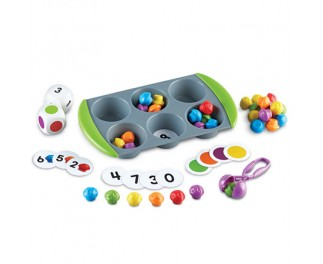 Learning Resources Mini Muffin Sortierset