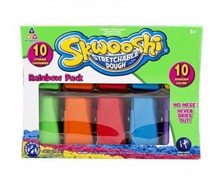 Skwooshi Regenbogen trekklei op=op