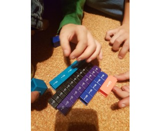 Learning Resources Breuken tower cubes set