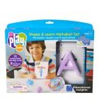 Learning Resources Playfoam Großbuchstaben und Formen