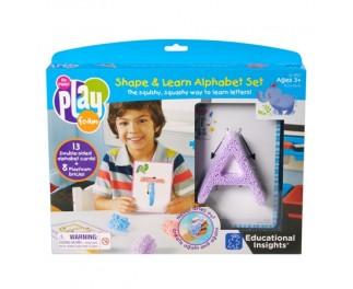 Learning Resources Playfoam hoofdletters en vormen