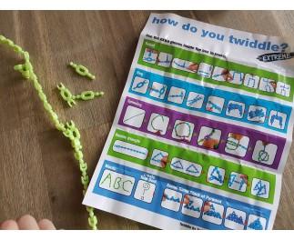 Tangle Twiddle toys extreme