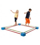 playzone-fit Balans blox slackline quad kit