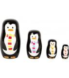 Legler Matroschka Pinguinfamilie