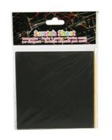 Magic scratch mini 24 blad