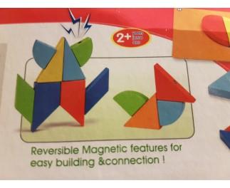 Magnetische brain twister puzzel