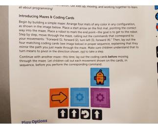 Learning Resources Let's go code! programmeer activiteiten set