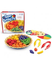 Learning Resources Super sorteer fruitvlaai