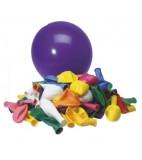 Luchtballonnen 30cm 100stuks op=op