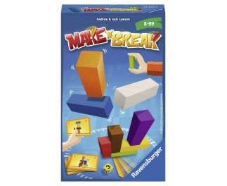 ravensburger Make 'n' Break Pocketspiel