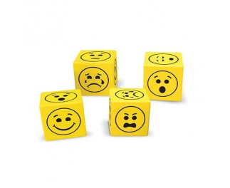Learning Resources Stille emotie dobbelsteen