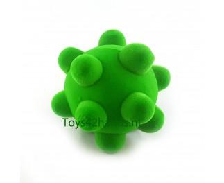 Rubbabu Mini bubblebal groen