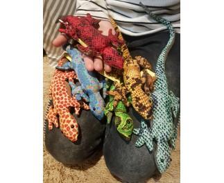 Zanddier gekko middel